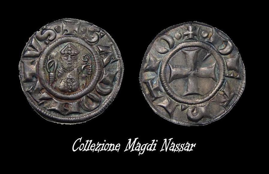 Grosso da 12 denari, Arezzo