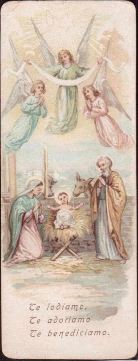 1 Nascita di Gesù
