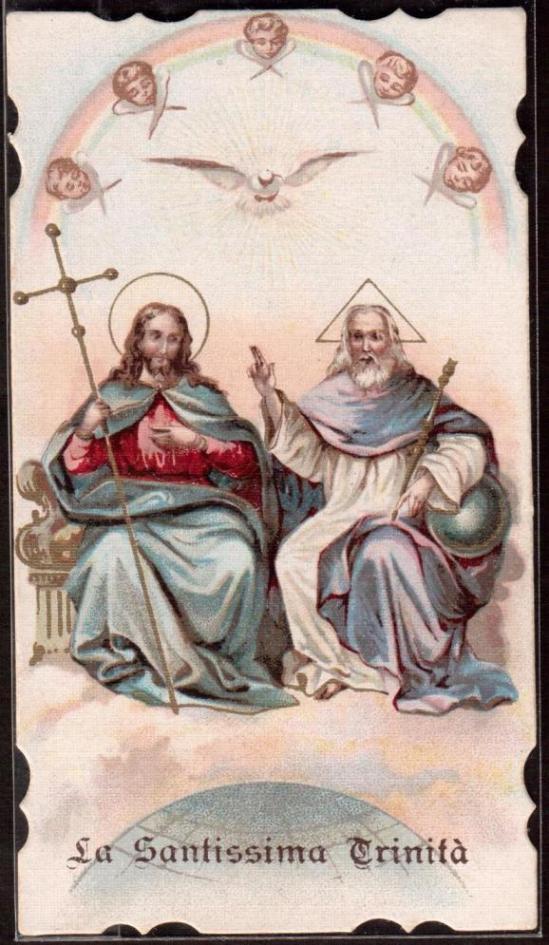 50  Santissima Trinità