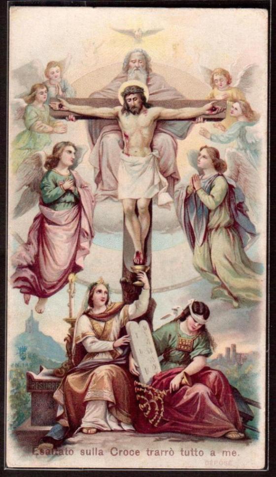 36 Gesù in Croce
