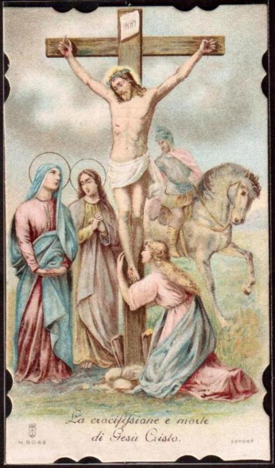 35  Sulla Croce