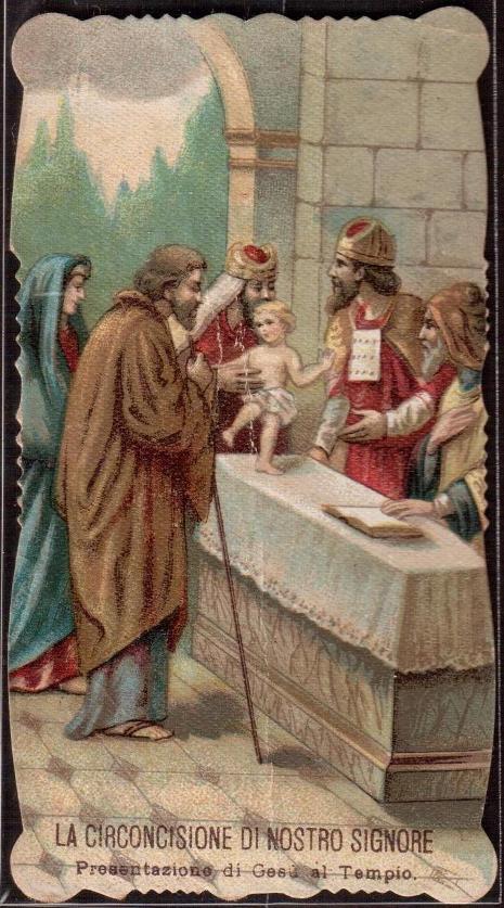 6 Presentazione di Gesù al Tempio