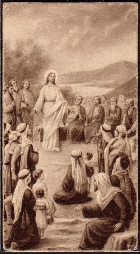 15  Le Folle ascoltano le Parabole di Gesù