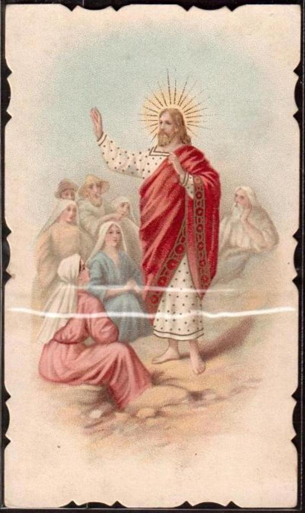 14  Gesù parla alla folla