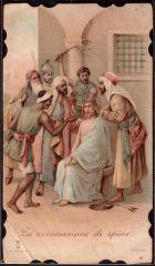 28  Gesù viene coronato di spine
