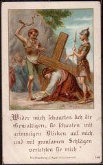 32 Gesù cade sotto il peso della Croce