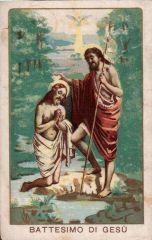 9  Gesù Battezzato da S.Giovanni