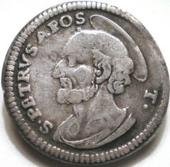 D: Grosso A.I  Benedetto XIV ( 1740 - 1758 )