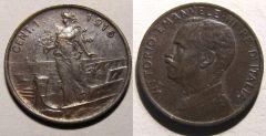 1 Centesimo Prora 1916 SPL