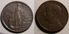 1 Centesimo Prora 1909
