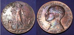 2 Centesimi Prora 1909 QBB