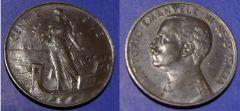 2 Centesimi Prora 1916 QSPL