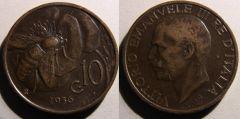 10 Centesimi Ape 1936