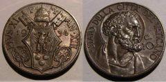 10 Centesimi 1934 Vaticano SPL QFDC