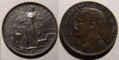 1 Centesimo Prora 1914