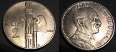 2 Lire Buono 1924 QFDC 2