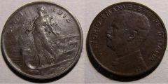 1 Centesimo Prora 1914 Bb