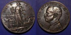 5 Centesimi Prora 1913 BB