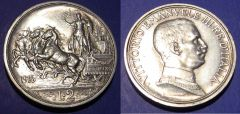 2 Lire 1916 Quadriga Briosa SPL QFDC
