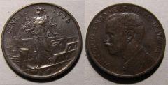 1 Centesimo Prora 1916