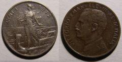 1 Centesimo Prora 1912