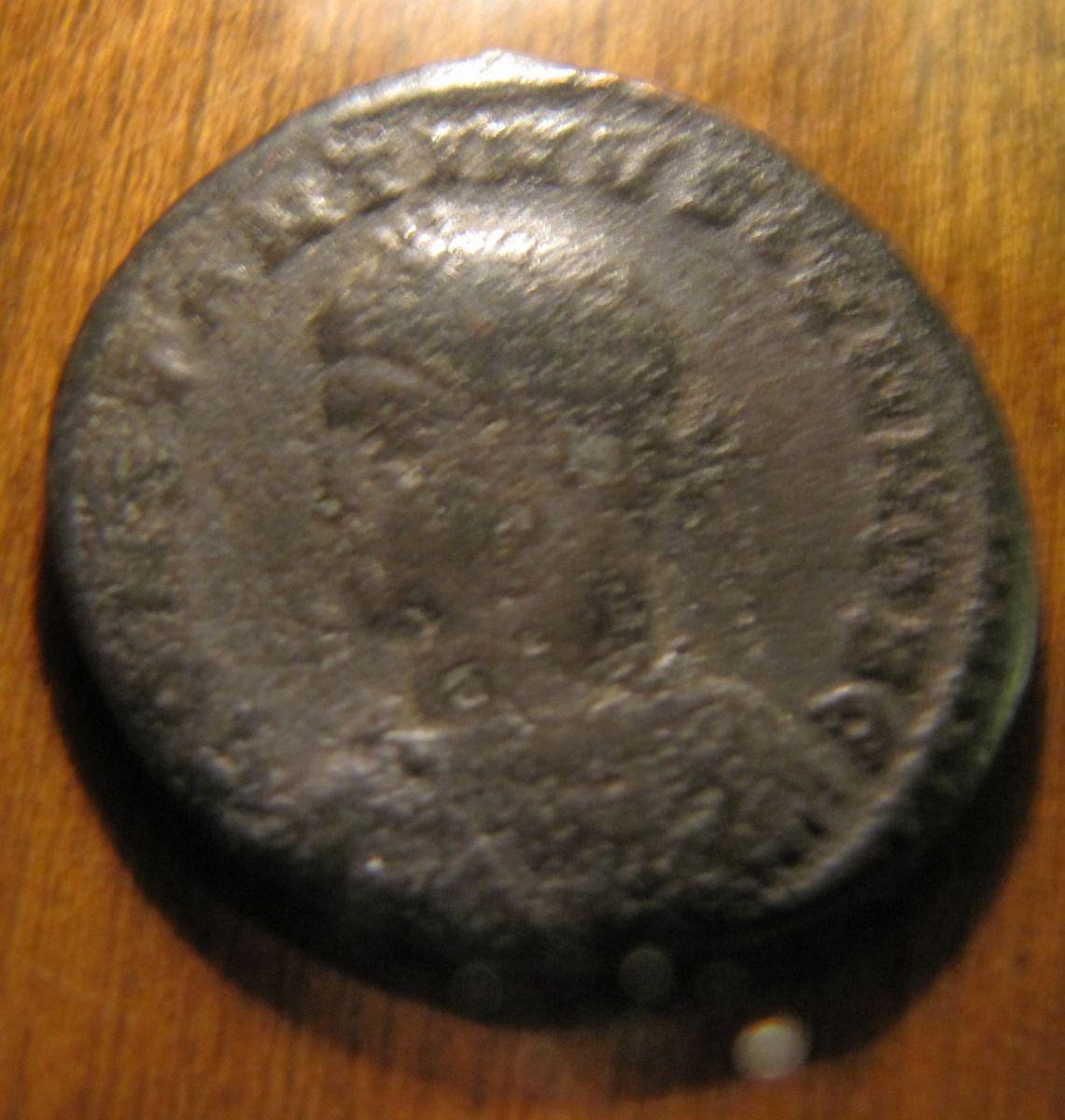 Costantino II - AE3 Vot X - diritto