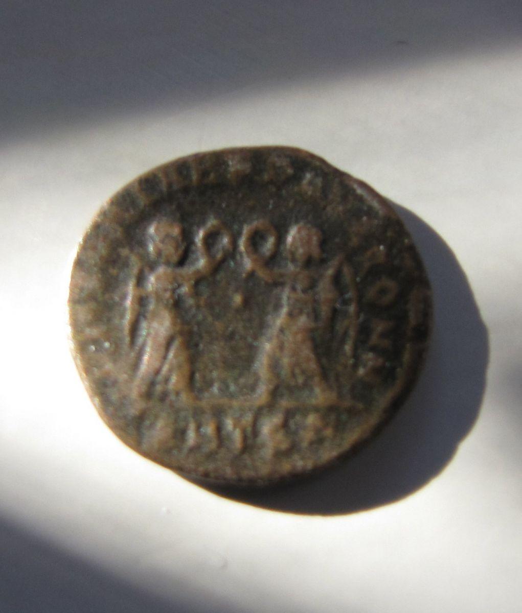 AE4 Costanzo con le due vittorie - Rovescio