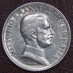 1 Lira 1916 - Dritto
