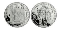 Moneta commemorativa del V anniversario della Morte di Andrea Mantegna