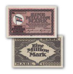 Germania, La Banconota da 1 milione di marchi