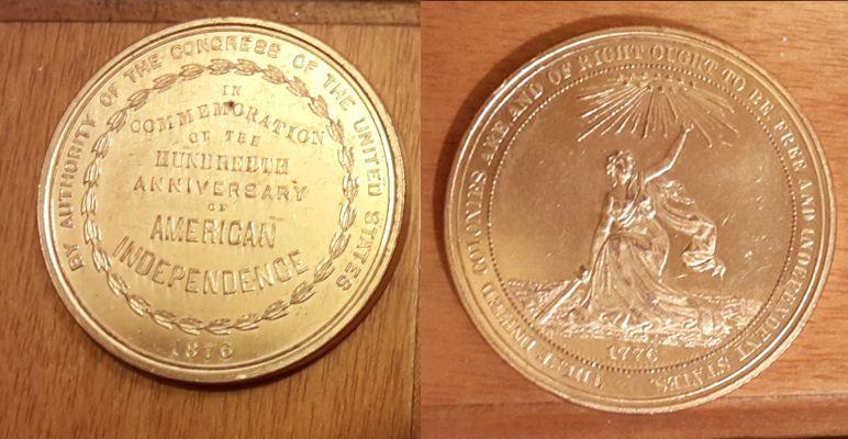 USA 1776 1876 2
