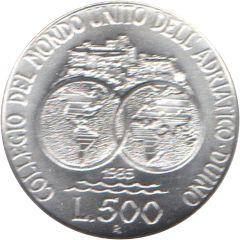 Rovescio adriatico 85