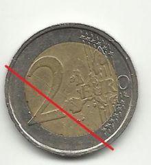 2 euro Italia 2002