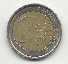 2 euro Italia 2002 3
