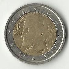 2 euro italia 2003