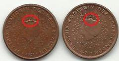 1 cent olanda 2001