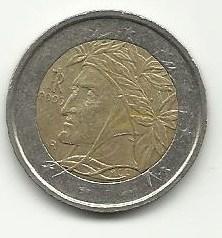 2 euro Italia 2005