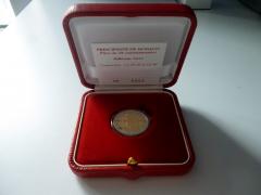 2 euro commemorativo Monaco 2012 proof
