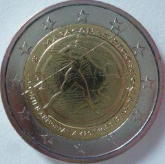 2 euro commemorativo Grecia 2010