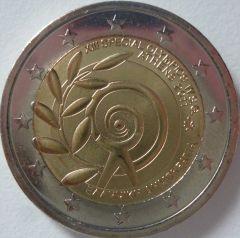 2 euro commemorativo Grecia 2011 FDC