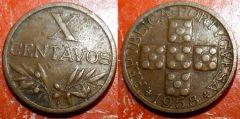 Portugal a km583 10 Centavos