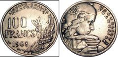 France km919.1 f 100 Francs