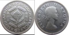 South African Union e km48 6 Pence