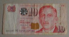 10 Dollari Singapore/ 1