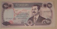 250 Dinari Iraq/ 1