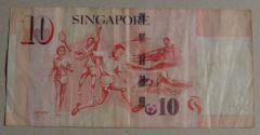 10 Dollari Singapore/ 2