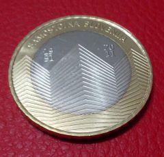 3 euro Slovenia 2011 - Front