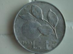 1 Lira 1950 r