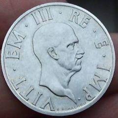 2 lire 1936 prova dritto