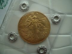 50 Lire 1911 r